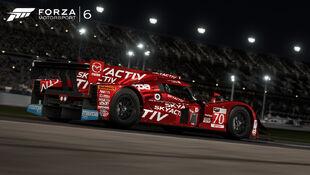 The Mazda #70 SpeedSource Lola B12/80 in Forza Motorsport 6
