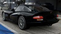 FM7 Dodge Viper 99 Rear