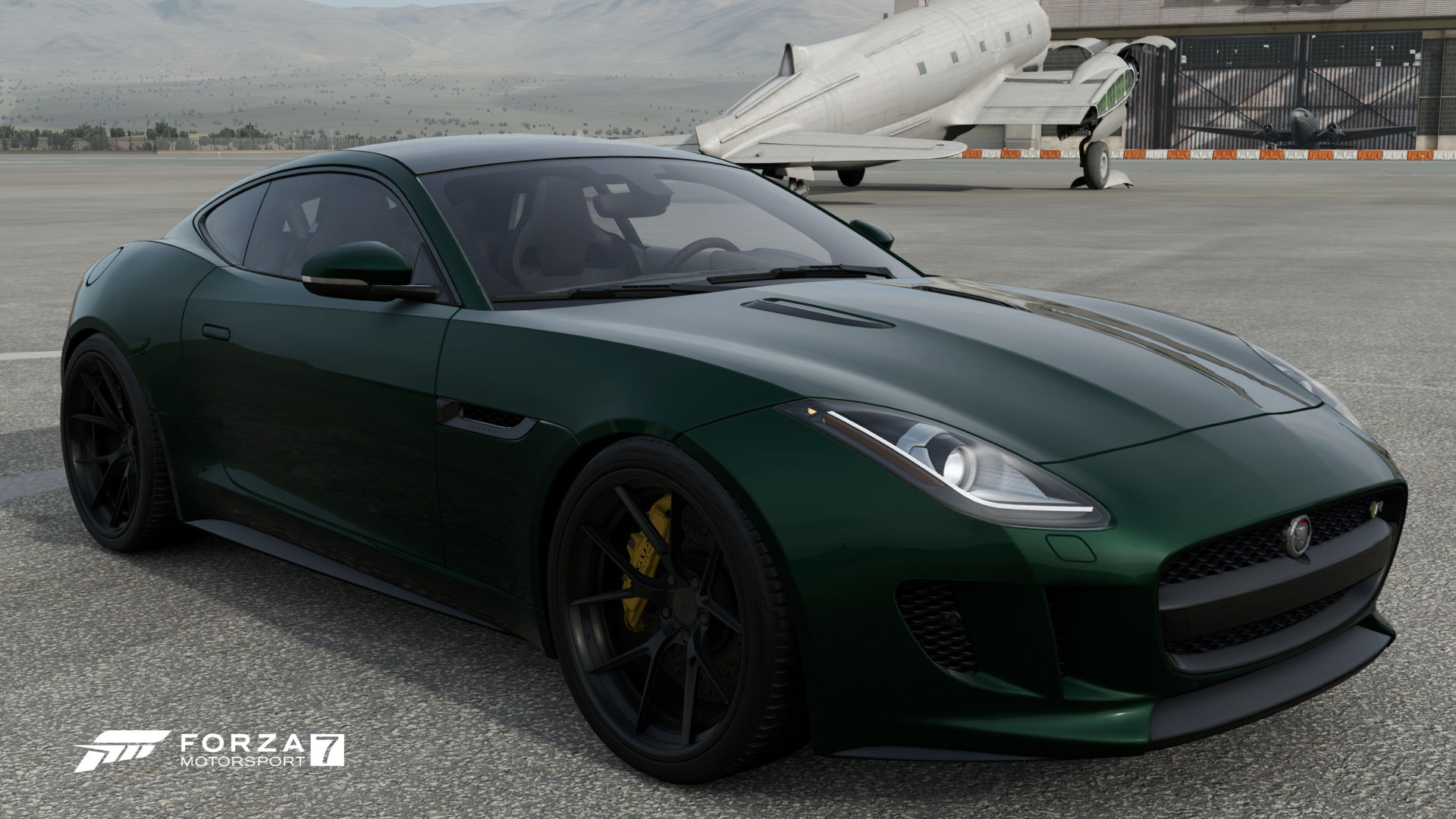 The 2015 Jaguar F Type R Coupe Fast U0026 Furious Edition In Forza Motorsport 7