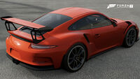 FM7 911 GT3 RS 16 Rear