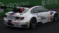 FM7 BMW 92 M3 GT2 Rear