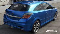 FM7 Vauxhall Astra VXR Rear