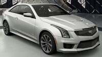 FH3 Cadillac ATS-V Front