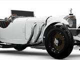 Mercedes-Benz Super Sport Kurz Barker Roadster