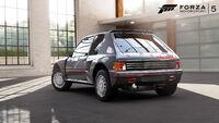 FM5 Peugeot 205 T16 Rear