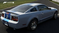 FM7 Ford Mustang 07 Rear