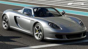 The 2003 Porsche Carrera GT in Forza Motorsport 7