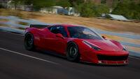 FH3 Ferrari 458 LB
