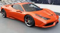 FH3 Ferrari 458 S Front