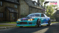 FH4 FD Nissan 777 240SX Official2