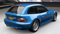 FH4 BMW Z3 M Coupe Rear