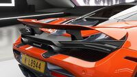 FH4 McLaren 720S Coupe Rear Wing