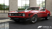 FM5 Ford Mustang 71 Promo