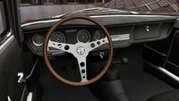 FH3 Alfa Giulia Sprint Interior