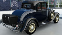FH3 Ford Coupe 32 Rear