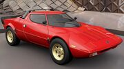 FH3 Lancia Stratos HF Stradale Front