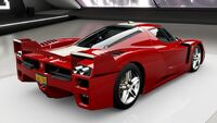 FH4 Ferrari FXX Rear