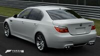 FM7 BMW M5 09 Rear