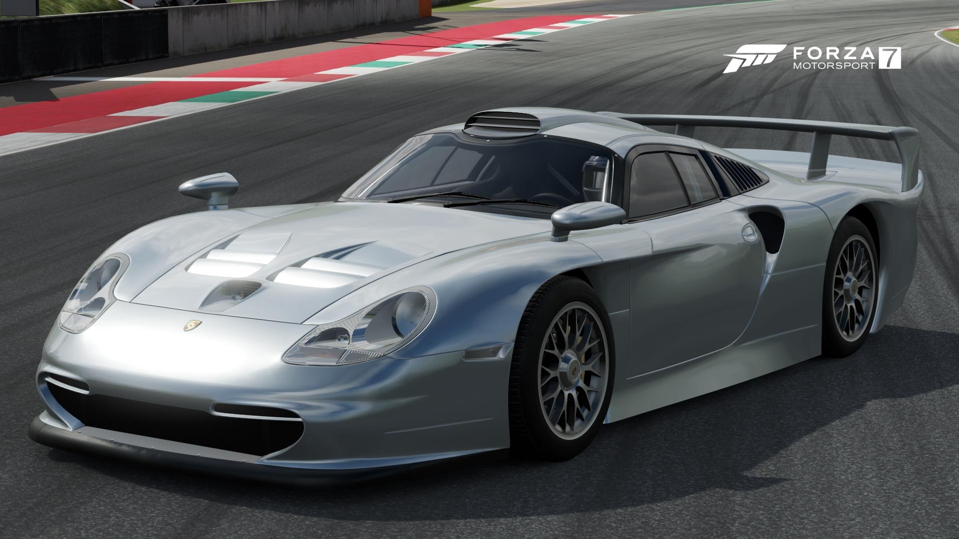 Porsche 911 GT1 Strassenversion | Forza Motorsport Wiki | FANDOM ...