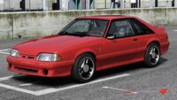 FM4 Ford Mustang 93