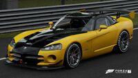 FM7 Dodge Viper FE Front