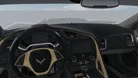FM7 ZR1 Pace Car Interior