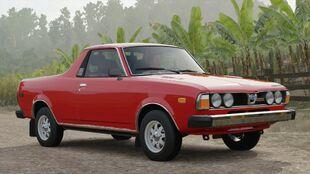 The 1980 Subaru BRAT GL in Forza Horizon 3