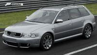 FM7 Audi RS4 01 Front