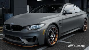 BMW M4 GTS in Forza Motorsport 7