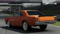 FM7 Dodge Dart 68 FE Rear