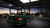 FS BMW 850CSi FE Rear