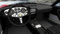 FH3 Ferrari 365 Interior