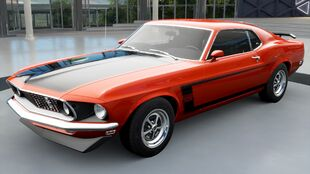 1969 Ford Mustang Boss 302 in Forza Horizon 3