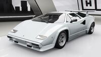 FH4 Lambo Countach Front