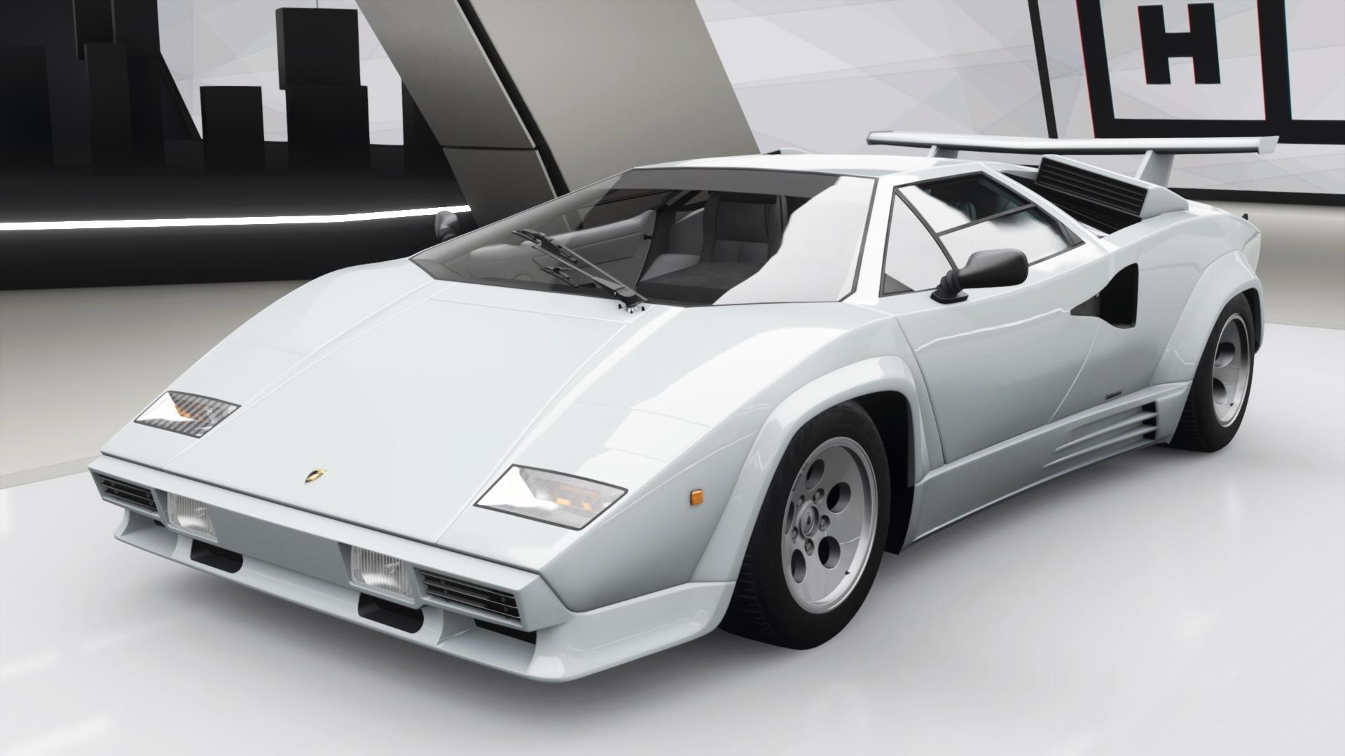 Lamborghini Countach Lp5000 Qv Forza Motorsport Wiki Fandom