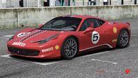 FM4 Ferrari 458Challenge