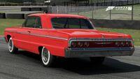 FM7 Chevy Impala Rear