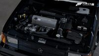 FM7 Dodge Shelby Omni GLHS Engine