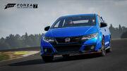 FM7 Honda Civic 2016