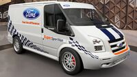 FH3 Ford Transit Front