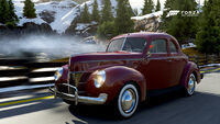 FM6 Ford Coupe 1940