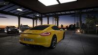 FS Porsche Cayman 15 Rear