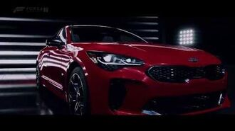 Forza Motorsport 7 - 2018 Kia Stinger - Trailer
