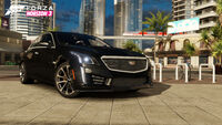 FH3 Cadillac CTS-V Sedan Official