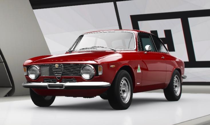 Image Fh4 Alfa Romeo Giulia Sprint Gta Stradale Front Jpg Forza