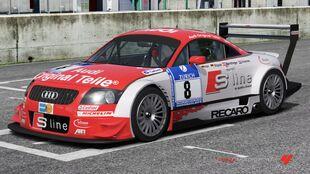 TT-R in Forza Motorsport 4
