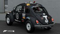 FM7 VW 1107 Bug Rear