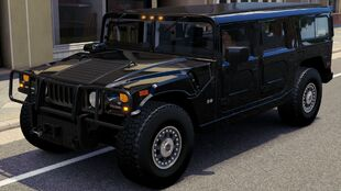 Hummer H1 Alpha in Forza Horizon 3