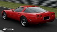 FM7 Chevy Corvette 95 Rear