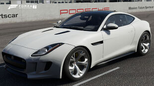 2015 Jaguar F-Type R Coupé in Forza Motorsport 7